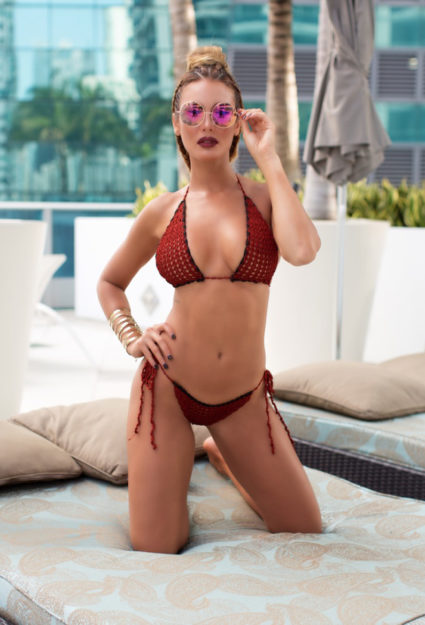 half nude Zuleyka Rivera photos (37)