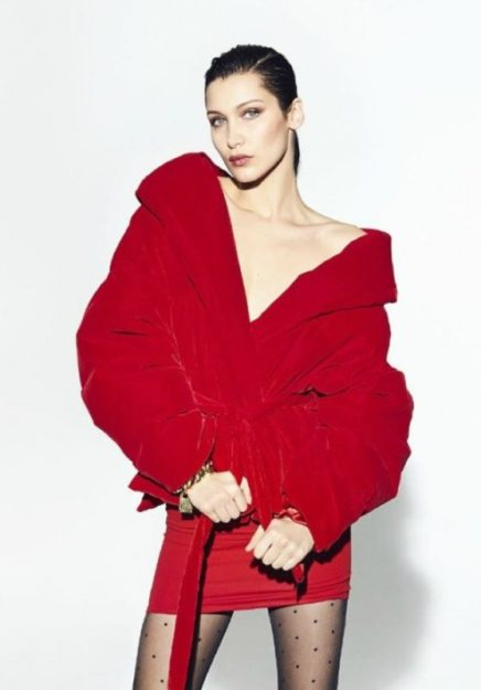Bella Hadid Top 10 Hottest Women of 2017 from Maxim Hot 100