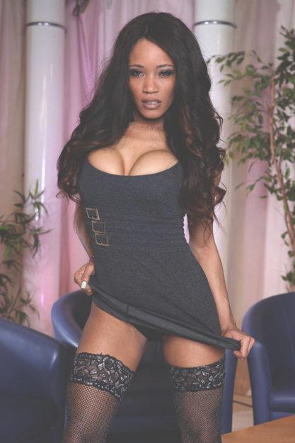 Kiki Minaj The Top 10 Hottest Black Porn stars