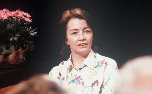 Christine Keeler people who died in 2017