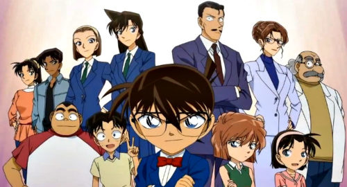 Detective Conan Top 10 Most Popular Amine That Created Ever