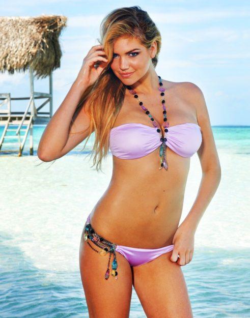 Kate Upton Bikini and swimsuits pics (24)