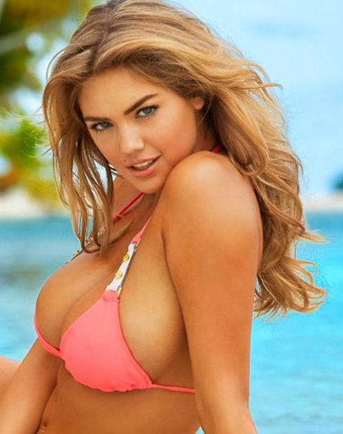 Kate Upton Bikini and swimsuits pics (29)