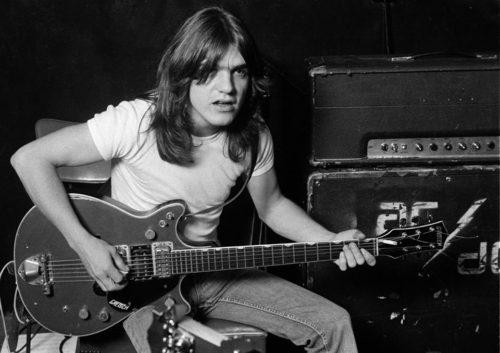 Malcolm Young people who died in 2017
