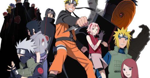 Naruto Shippūden Top 10 Most Popular Amine That Created Ever