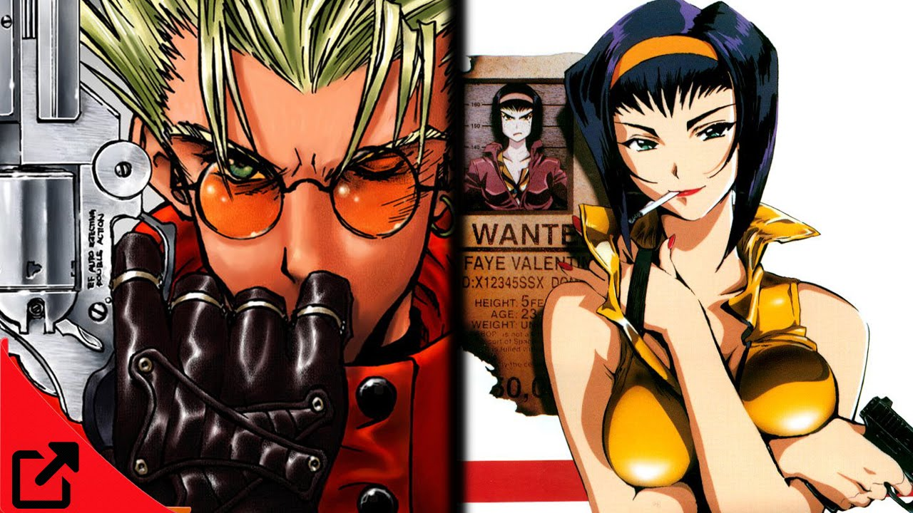 Trigun Top 10 Most Popular Amine That Created Ever
