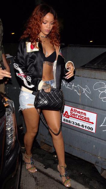 41 Rihanna Hot Half-Nude Photos (24)