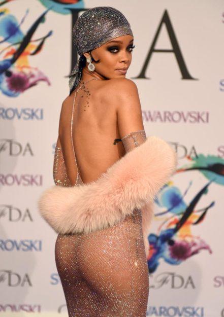 41 Rihanna Hot Half-Nude Photos (39)