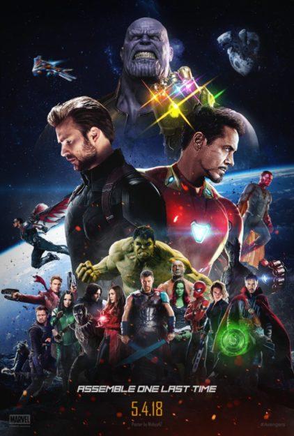 Avengers Infinity War Upcoming Superhero Movies 2018