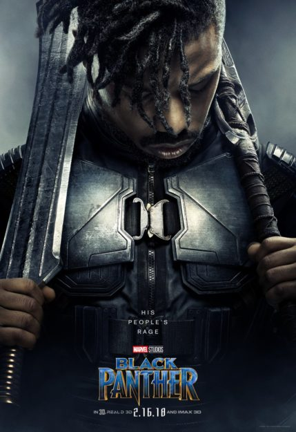 Black Panther Upcoming Superhero Movies 2018