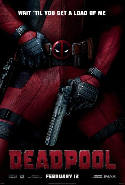 Deadpool 2 Upcoming Superhero Movies 2018