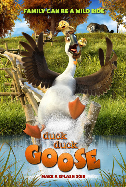Duck Duck Goose Anticipated Upcoming Animated Films 2018
