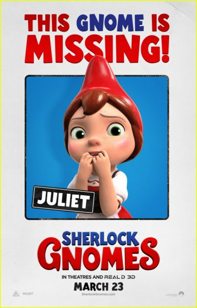 Sherlock Gnomes Anticipated Upcoming Animated Films 2018