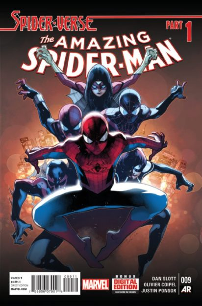 Spider-ManInto the Spider-Verse Upcoming Superhero Movies 2018