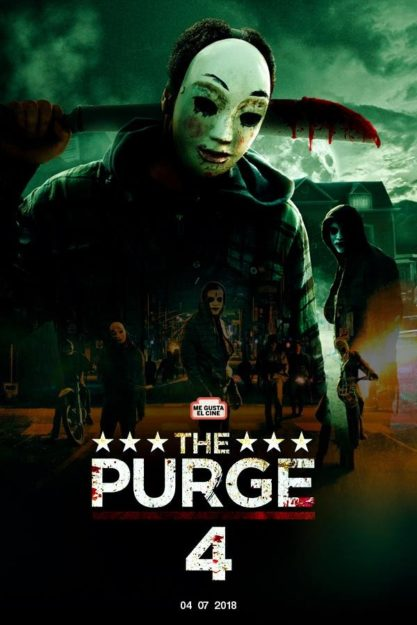 The Purge The Island Anticipated Upcoming Hollywood Horror Movies 2018