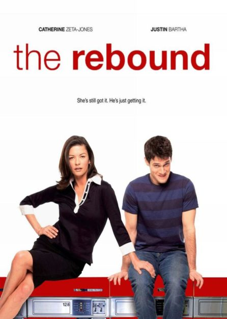 The Rebound adult Old Woman and Young Boy movies