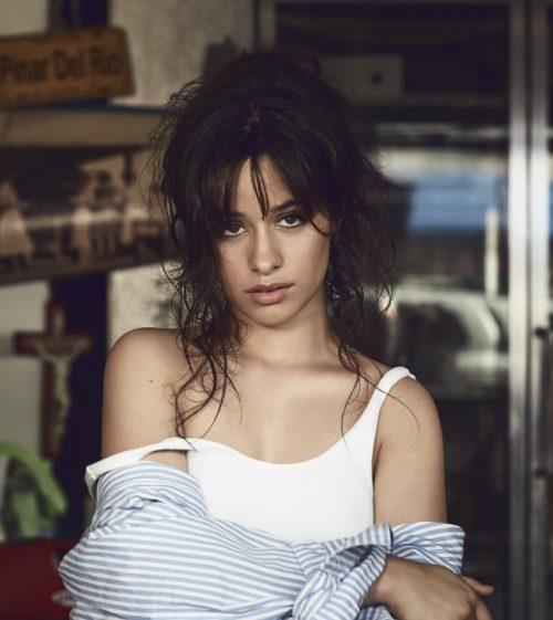 Camila Cabello Hot and half nude pic 2