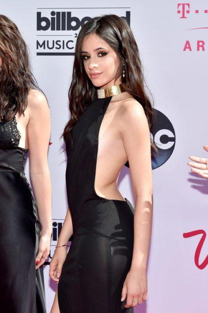 Camila Cabello Hot and half nude pic 9