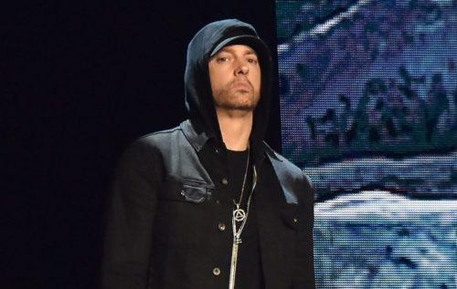 Eminem most liked us facebook pages