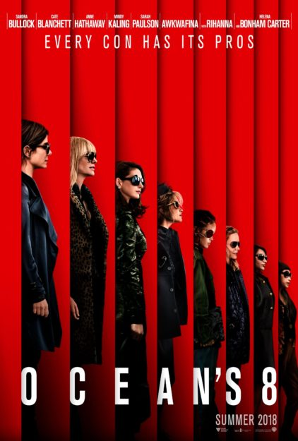 Ocean's 8 Upcoming Crime and Thriller Movies in 2018