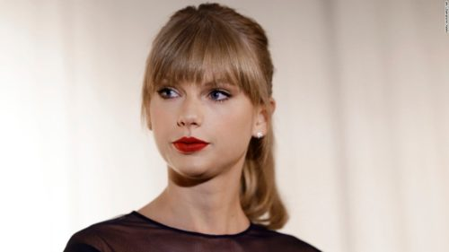 Taylor Swift most liked us facebook pages