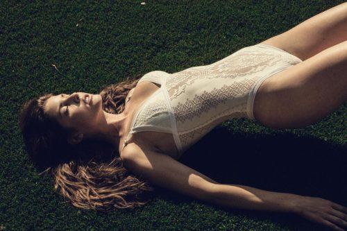 Amanda Cerny sexy half-nude pics - 16