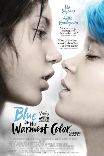 Blue Is the Warmest Colour French movies that almost porn