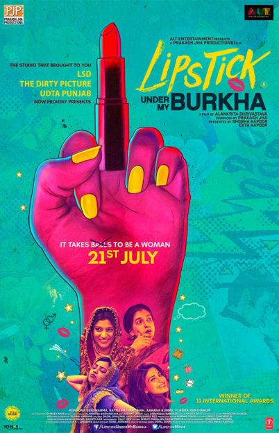 Lipstick Under My Burkha sex comedies in bollywood