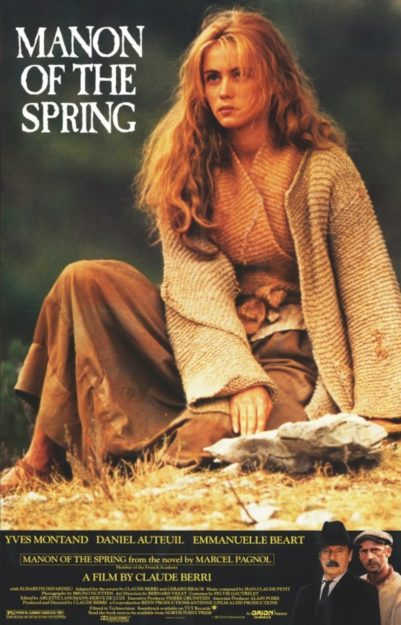 Manon of the Spring French movies that almost porn