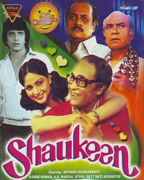 Shaukeen (1982) sex comedies in bollywood