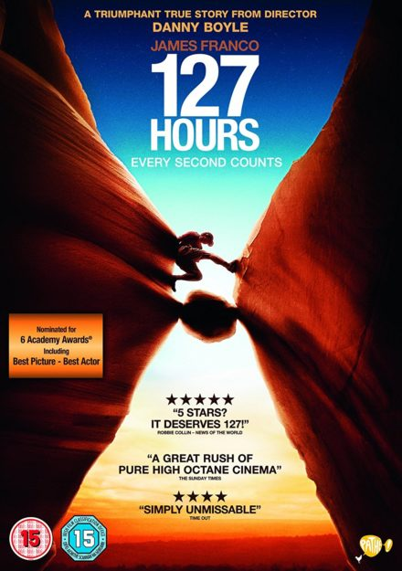 127 Hours - finest movies to watch this weekend