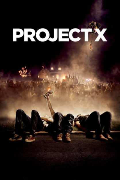 Project X - finest movies to watch this weekend