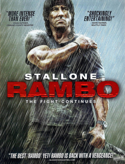 Rambo 4 - finest movies to watch this weekend