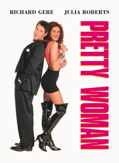 PRETTY WOMAN - Movies about Homosexual and Taboo Relationship