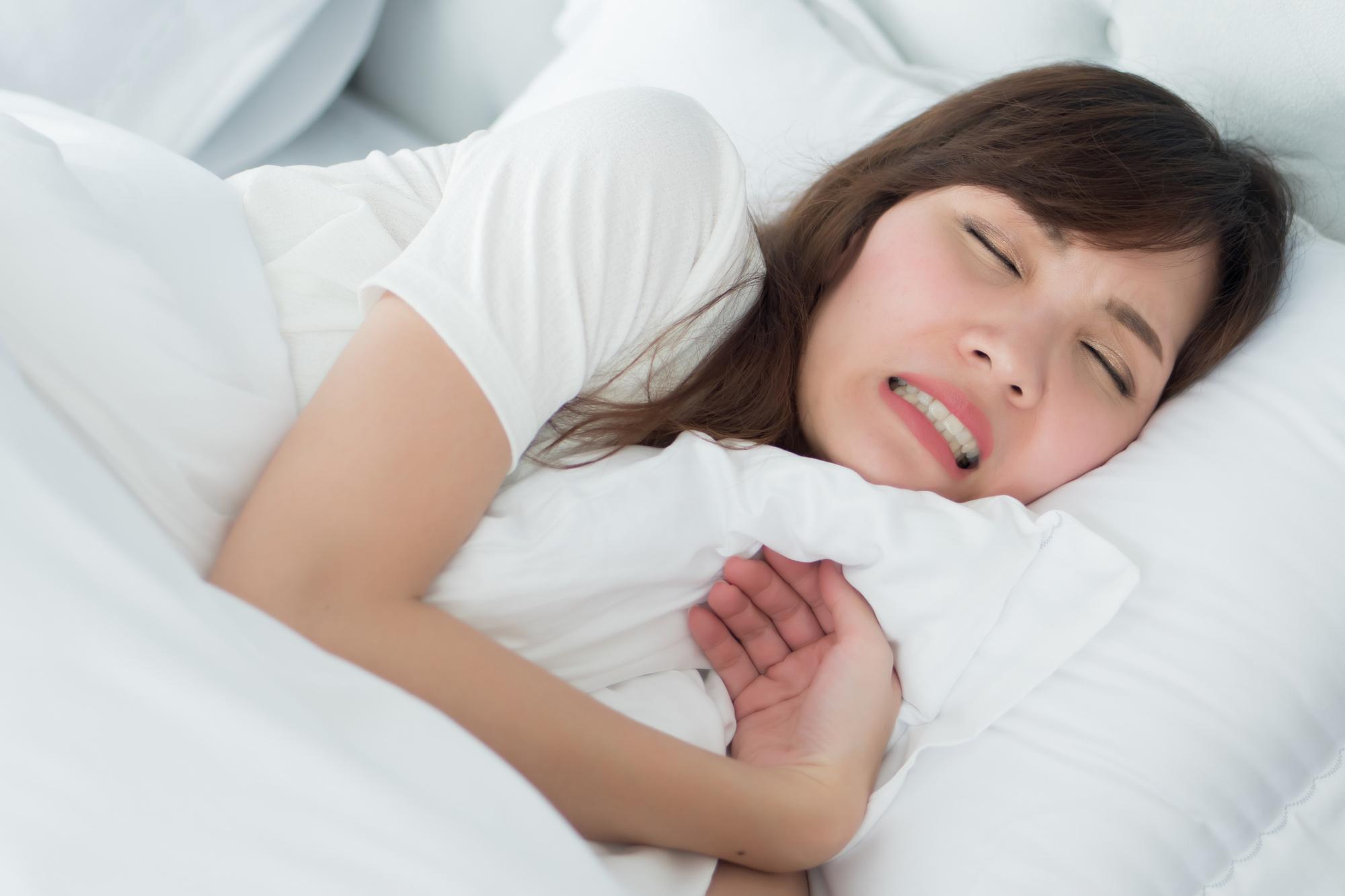 teeth grinding causes