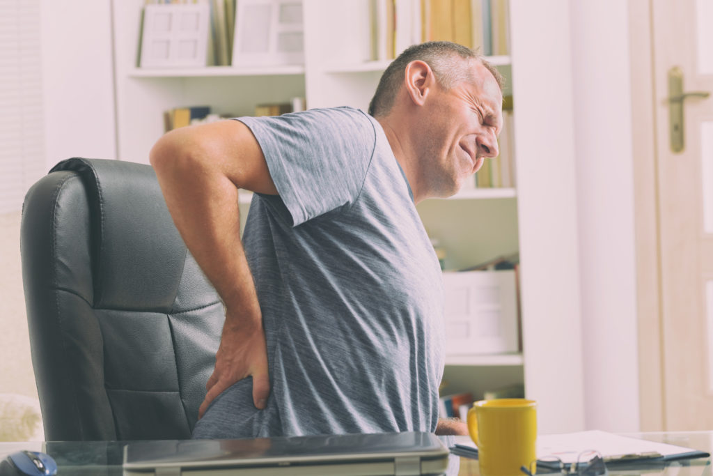 back and spine pain