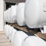 underground propane tank