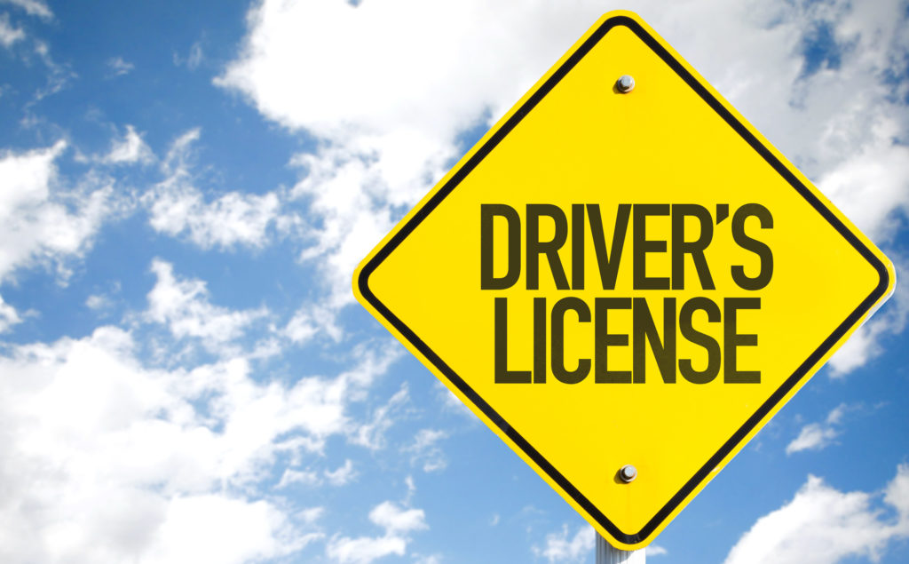 what to do if you lose your license