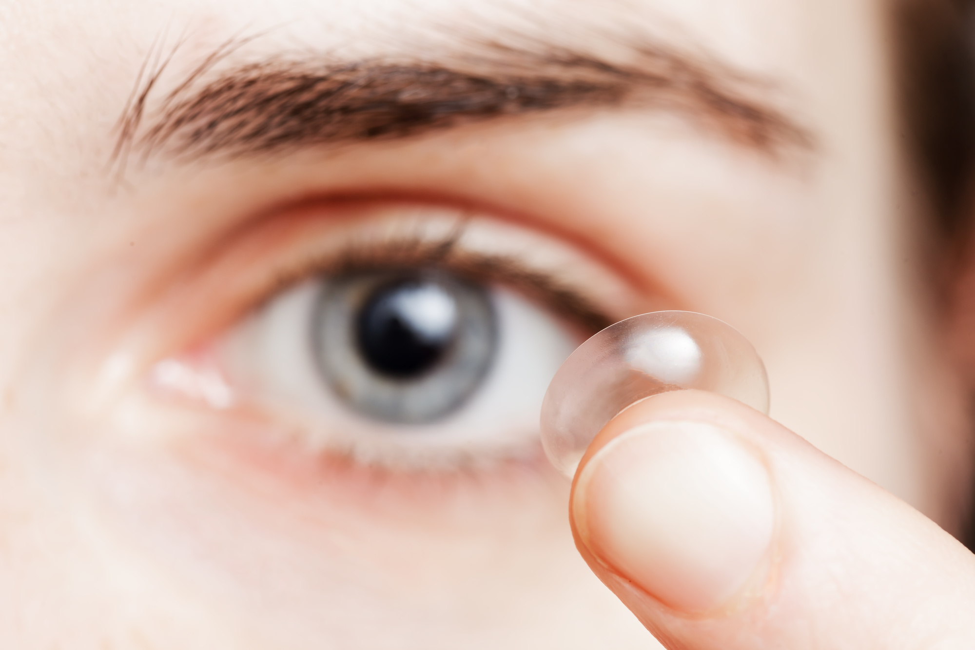 benefits of contacts
