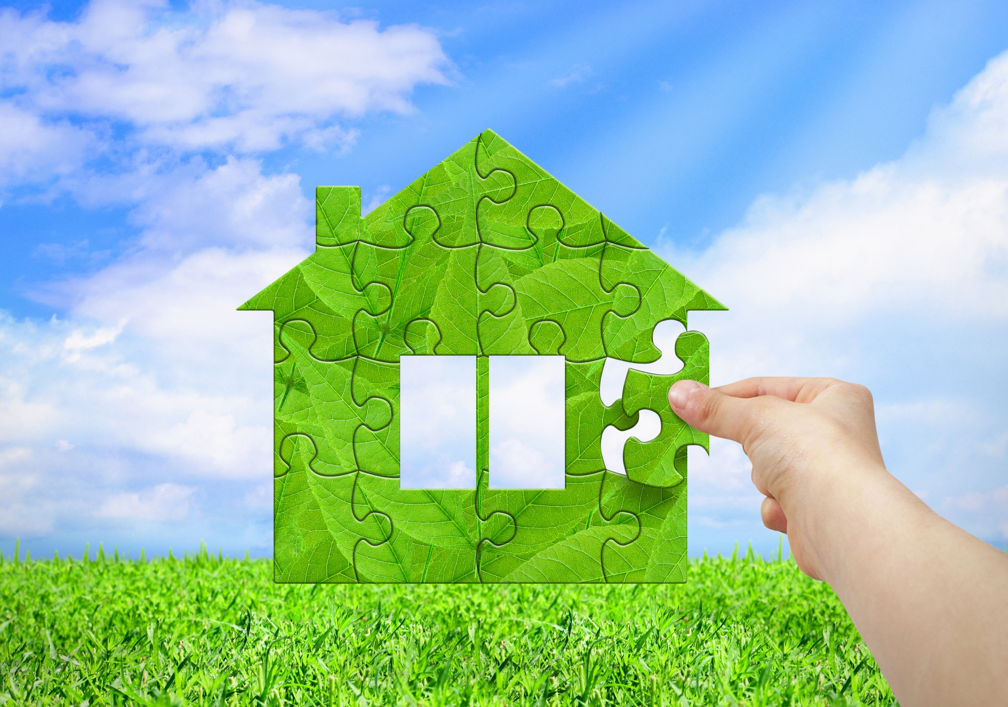 green home building