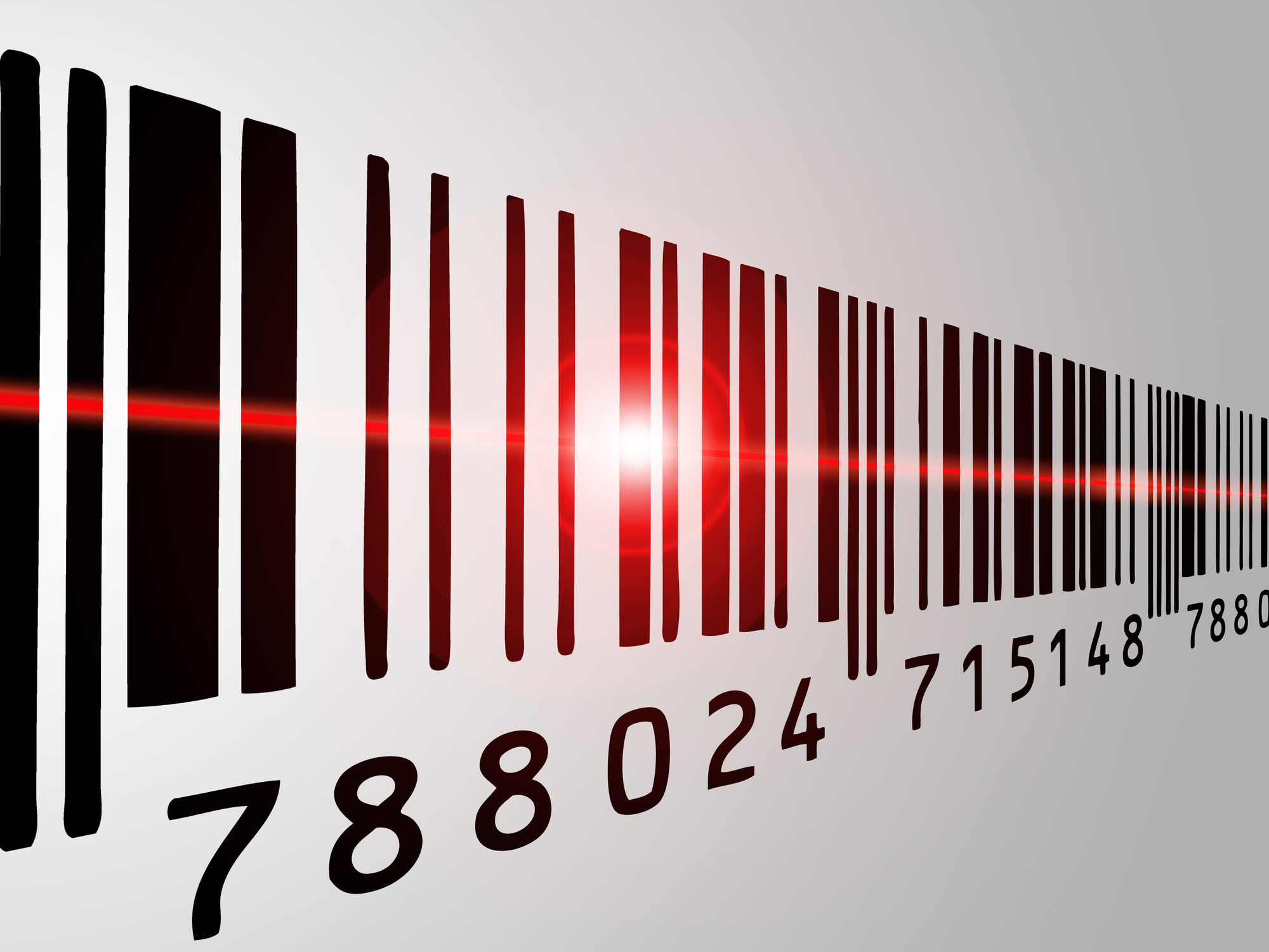 the barcode
