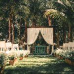 wedding in exotic venue