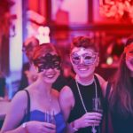 women on girls' night out