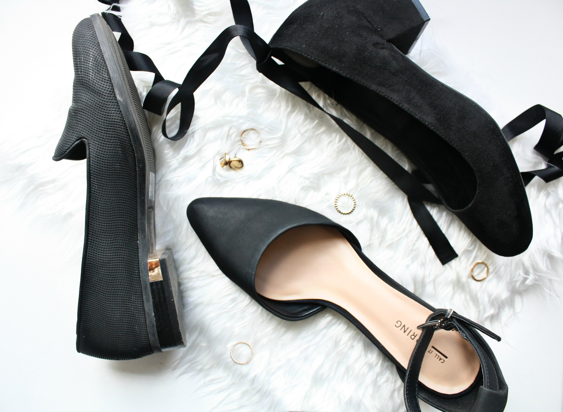 Spring Clothing Accessories for Women including Jewelries and Shoes