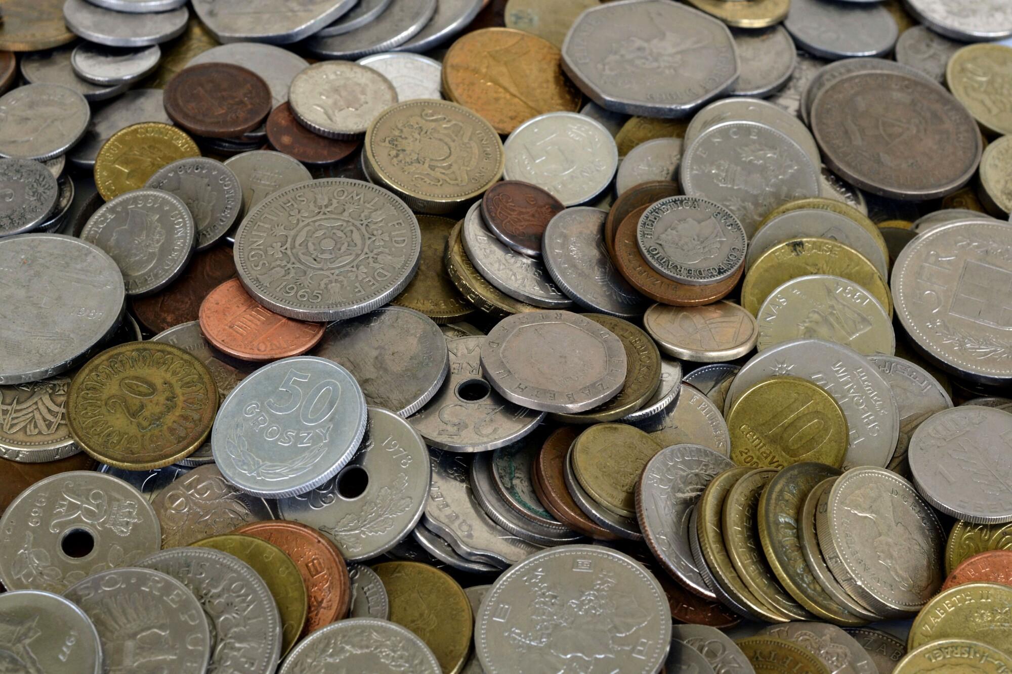 Clean Coins