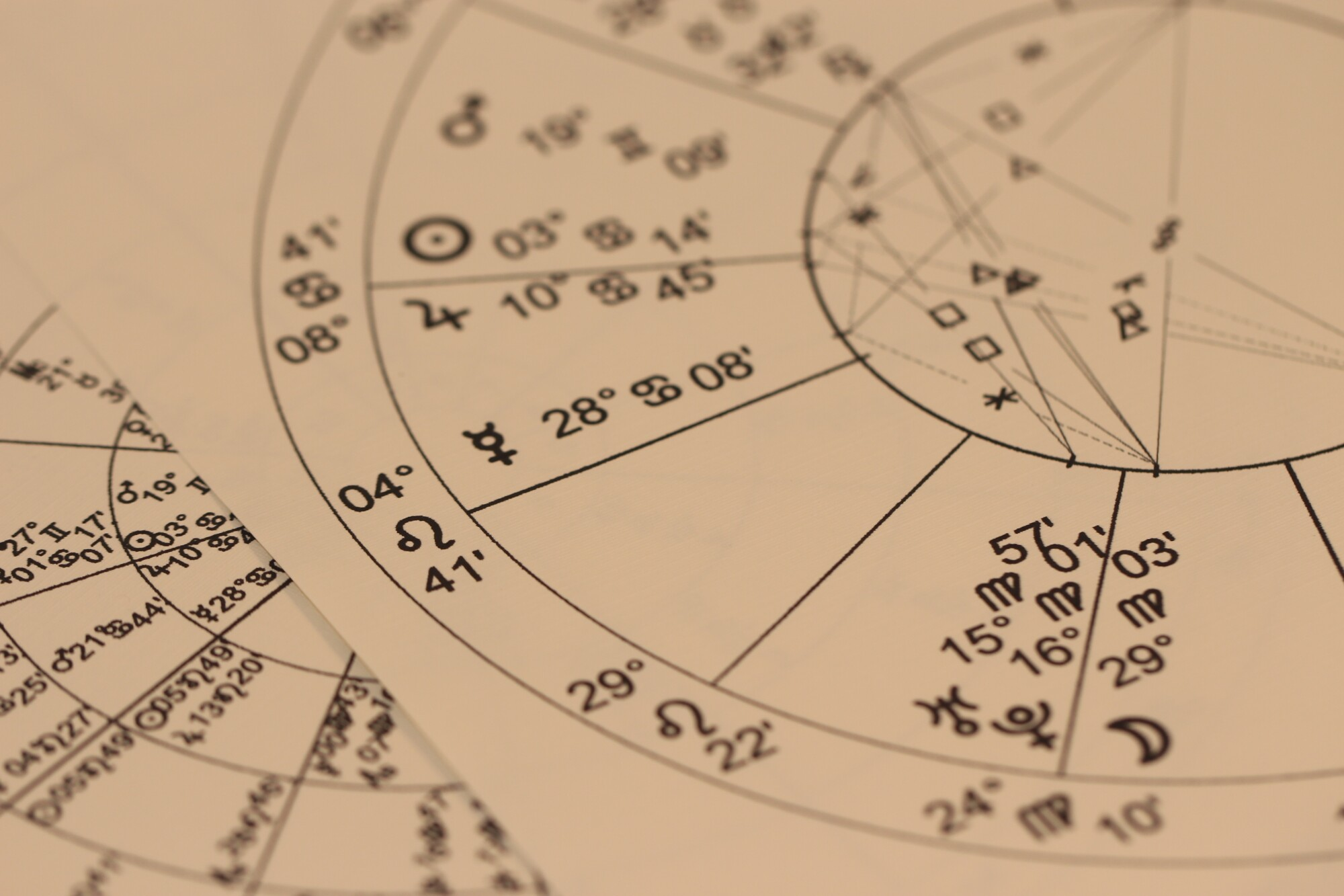 Professional Astrological Reading